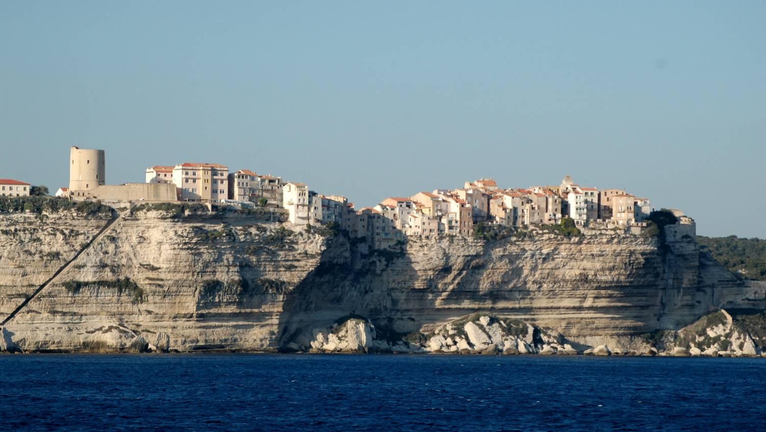 Korzika, Szardínia körutazás: Bonifacio (Korzika)