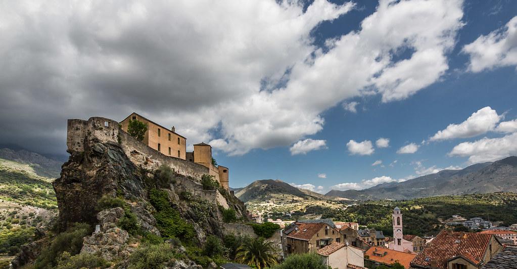 Korzika, Szardínia körutazás - Korzika: Corte