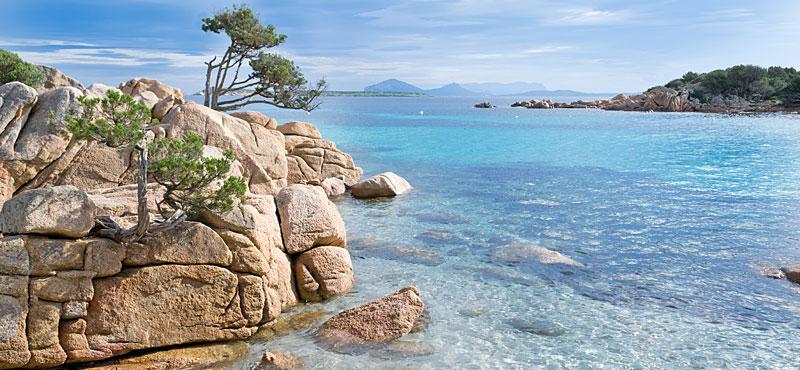 Costa Smeralda (Szardínia) - Szardínia körutazás, tengerparti nyaralás