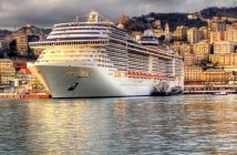 Földközi-tengeri hajóutak: MSC Fantasia hajó
