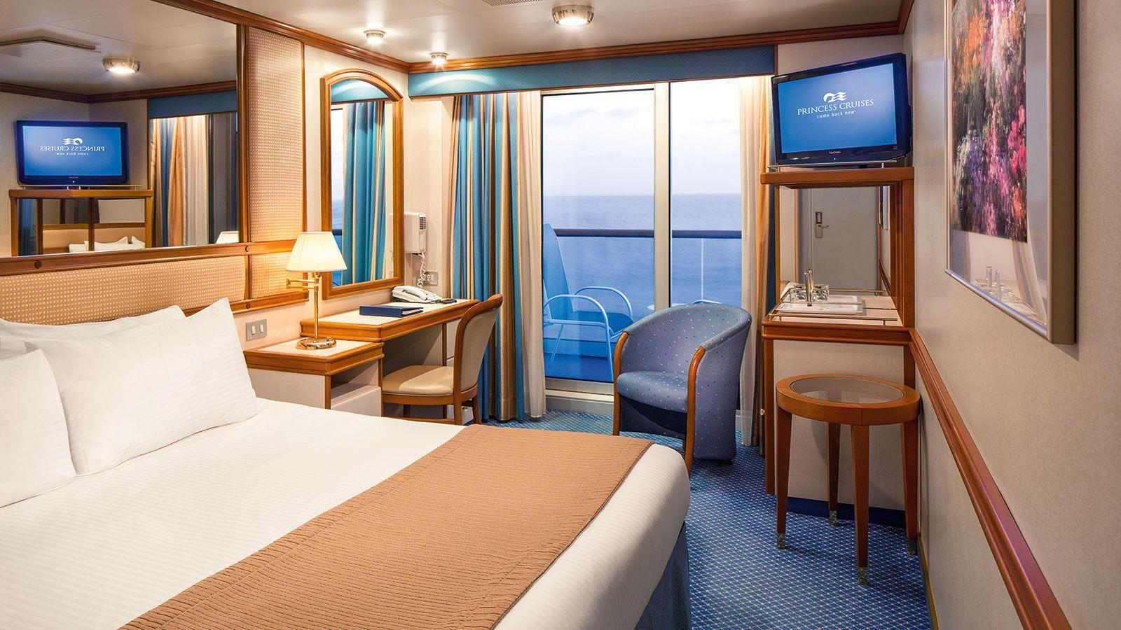 Japán - Hong Kong - Vietnam - Szingapúr szilveszteri hajóút kabin (balkonos)