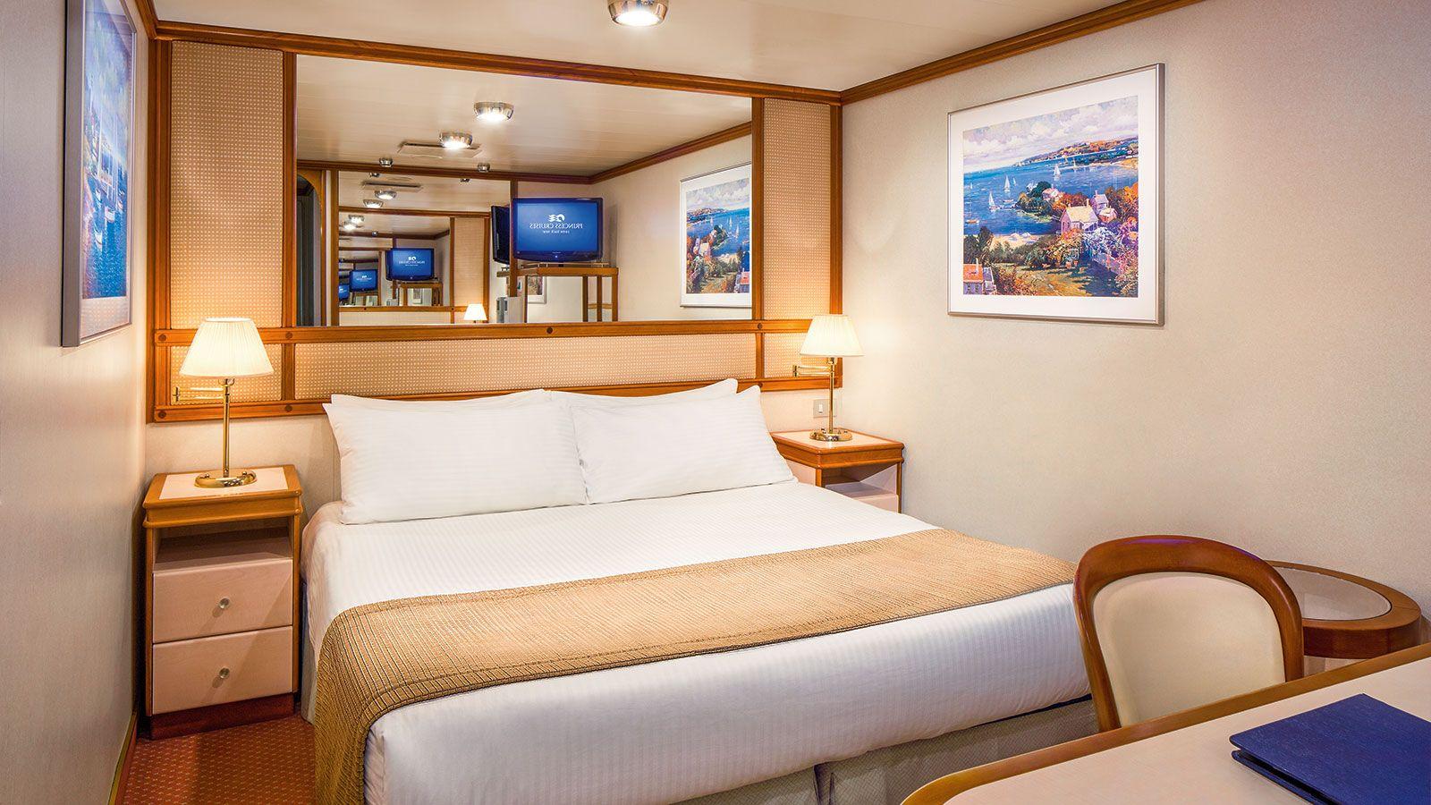 Japán - Hong Kong - Vietnam - Szingapúr szilveszteri hajóút kabinok