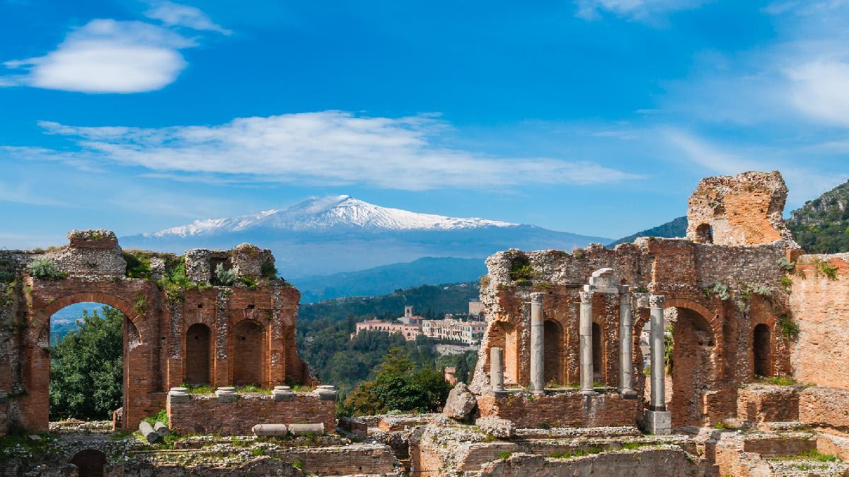 Szicília körutazás - Taormina